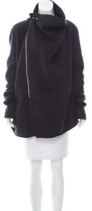 Rick Owens Cashmere Oversize Jacket