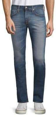 AG Adriano Goldschmied Washed Jeans
