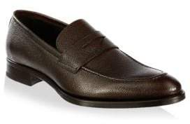 To Boot James Leather Penny Loafers