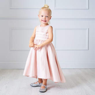 Coast Gracie Pintuck Dress