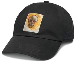 Vans x Van Gogh Museum Skull Baseball Cap
