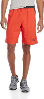 adidas Hi-Res Red Designed 2 Move Shorts