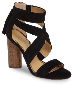 Women's Splendid Jara Statement Heel Sandal $157.95 thestylecure.com