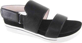 Adrienne Vittadini Footwear Women's Chuckie Flat Sandal $28.45 thestylecure.com