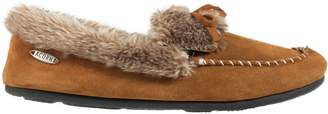Acorn Cozy Fur Moc Slipper - Women's