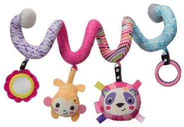 Infantino® Panda Spiral Activity Stroller Toy