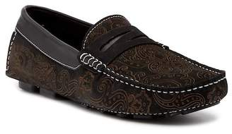 Robert Graham Rampa Suede Loafer