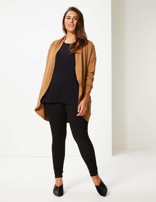 Marks and Spencer CURVE 3/4 Sleeve Cardigan