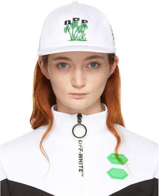 Off-White White Island Baseball Cap
