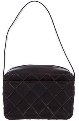 Chanel Diamond Stitch Camera Bag