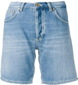 Dondup straight fit shorts