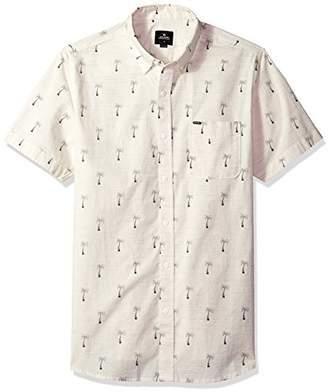 Rip Curl Men's Riviera SS Shirt