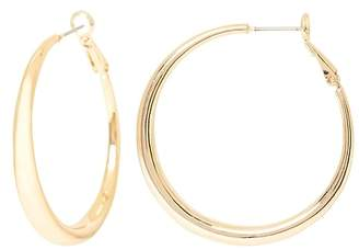 Banana Republic Hollow Hoop Earring