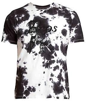 PRPS Men's Cherub Tie Dye T-Shirt