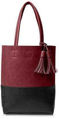 Society New York Women's Tote Bag with Tassels