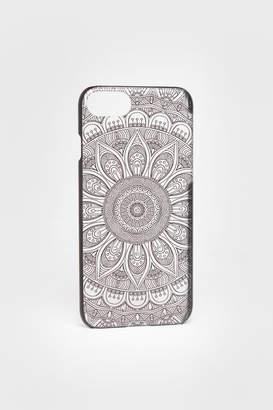 clear Ardene Flower iPhone 6/7 Case
