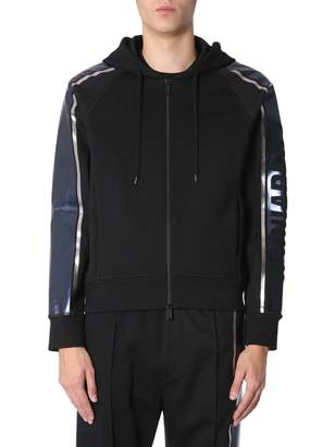DSQUARED2 Hooded Sweatshirt With Zip