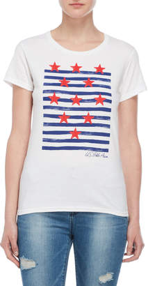 U.S. Polo Assn. Stars & Stripes Graphic Tee