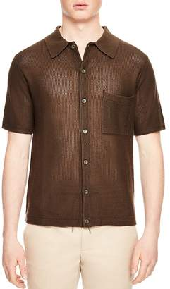 Sandro Enzo Slim Fit Button-Down Shirt