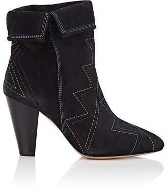 Isabel Marant Women's Darilay Suede Ankle Boots