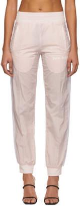 Palm Angels Pink Track Lounge Pants
