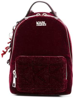 Karl Lagerfeld x Kaia mini backpack