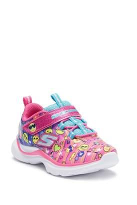 Skechers Trainer Lite Color Dance Sneaker (Toddler)