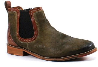 Testosterone Shoes Men's Distressed Leather Boots - Apple Jay