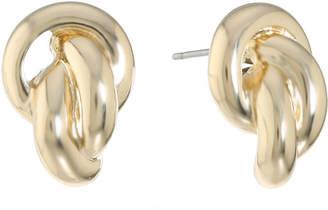 Liz Claiborne 18mm Stud Earrings