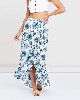 Tigerlily Aliki Wrap Skirt