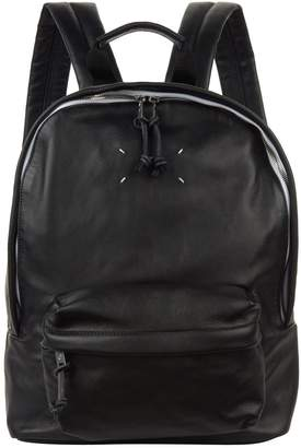 Maison Margiela Leather Four Stitch Backpack