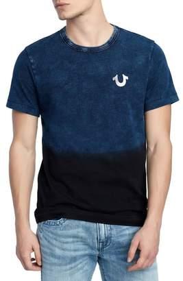 True Religion Brand Jeans Novelty Indigo T-Shirt