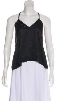 Etoile Isabel Marant Sleeveless V-Neck Tank Top