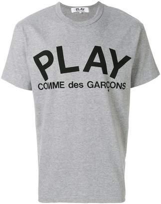 Comme des Garcons printed logo T-shirt