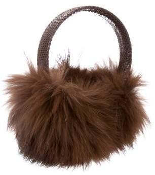 Fur Embossed Ear Muffs