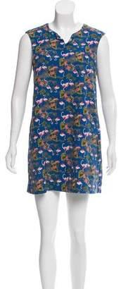 Paul & Joe Sister Sleeveless Printed Dress