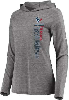 Majestic Women's Houston Texans Fan Flow Hoodie