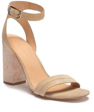 f55964cb51e Joie Brown Heel Strap Women s Sandals - ShopStyle