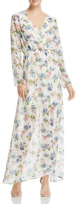 FREEWAY Floral-Print Maxi Dress $78 thestylecure.com
