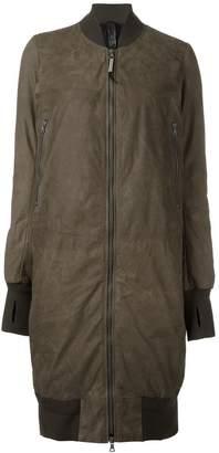 Isaac Sellam Experience zipped coat