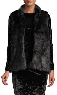 MICHAEL Michael Kors Faux Fur Vest