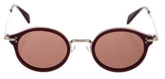 f5458ab4b41f Celine Red Women s Sunglasses - ShopStyle