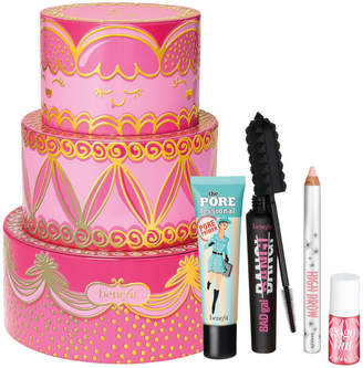 Benefit Cosmetics Triple Decker Decadence Holiday 2018 Tiered Set (Worth £78.50)