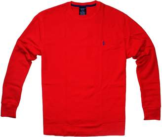 Ralph Lauren Mens Polo by Long Sleeve Sleepwear Thermal Waffle Shirt