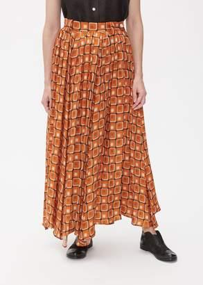 Needles Gathered Skirt