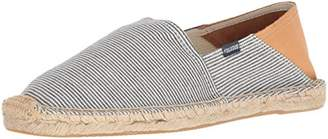 Soludos Men's Stripe Convertible Original Slipper