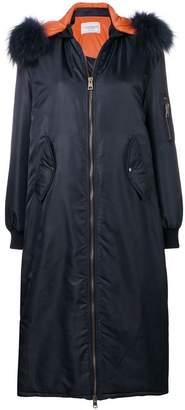 Couture Forte Dei Marmi long parka coat