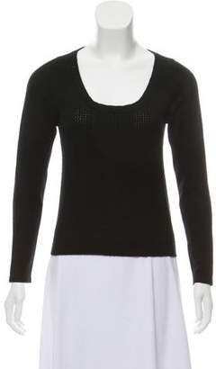 Malo Cashmere Fitted Sweater