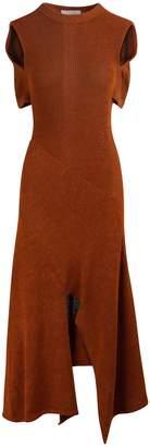 Chloé Maxi slit dress
