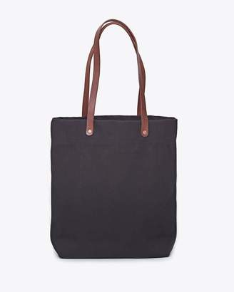 Nisolo Canvas Tote Black
